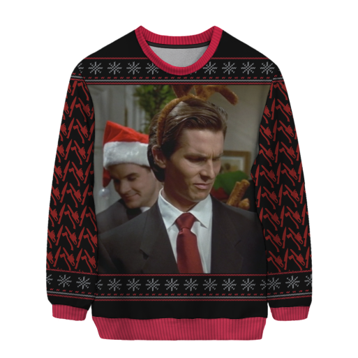 american-psyco-sweater